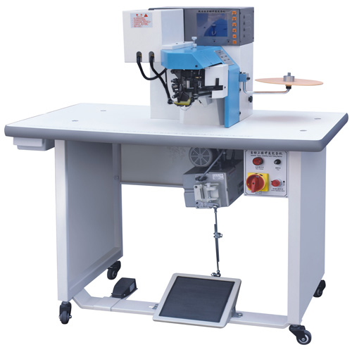 Automatic Gluing & Covering Machine