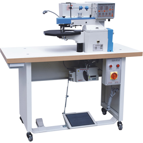 Automatic Gluing and Folding Machine