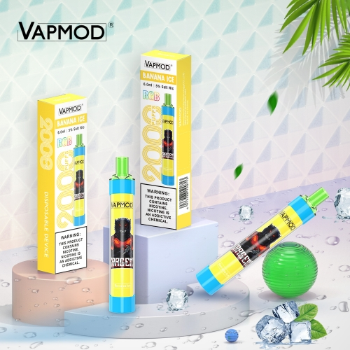 Disposable Vape Device 2000 puffs