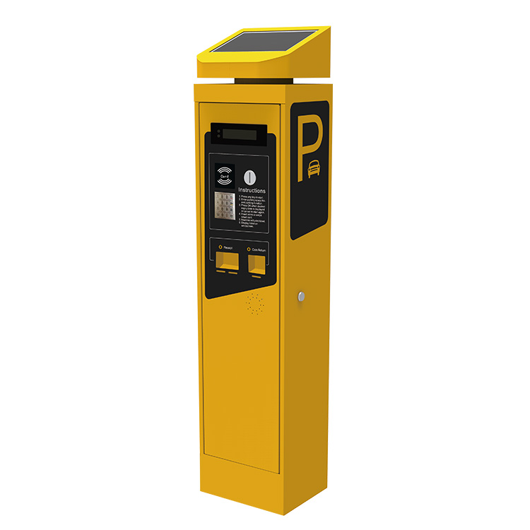 Parking Payment Machine/Parking Meter