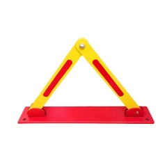 Manual Triangle Car Park Blocker
