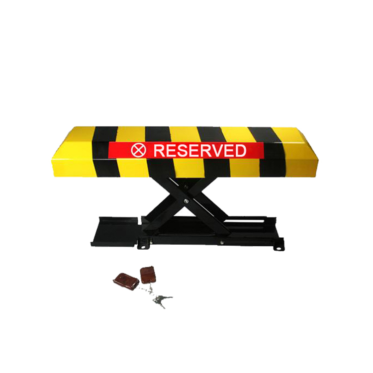 Remote Control Parking Barrier