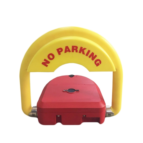 Remote No Parking Barriers