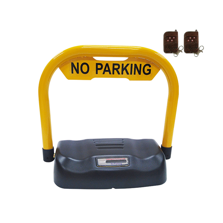 Remote Car Parking Lock