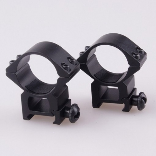 High Profile 30mm Scope Rings