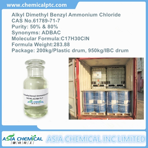 Alkyl Dimethyl Benzyl Ammonium Chloride