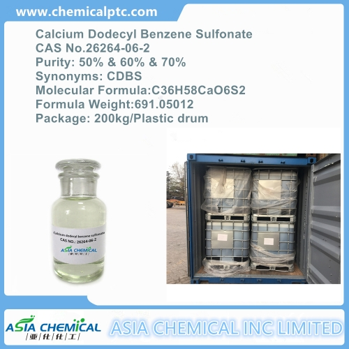 Calcium Dodecyl Benzene Sulfonate