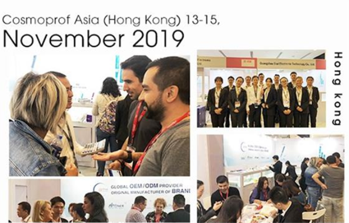 Ascend Cosmoprof Asia 2019: Beauty Trends