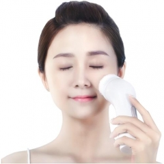 Ascend High Quality Facial Cleansing Brush with Dupond Brush Head and Food Grade Silicone Brush Head