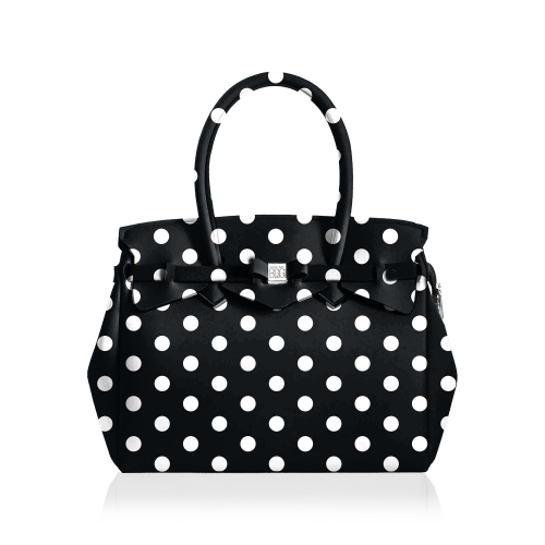 MIss Plus 3/4  Print (POIS NERO)