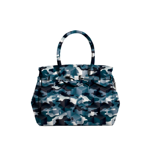 Miss Plus (CAMOUFLAGE BLUE)