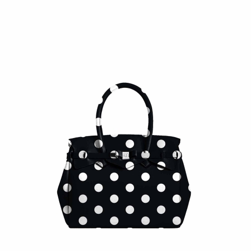 Miss Plus Print (POIS NERO)