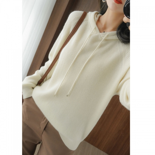 Cashmere Sweater (Cream white)