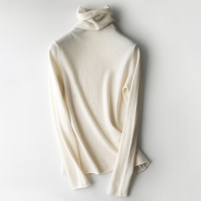 Cashmere under sweater ( White)
