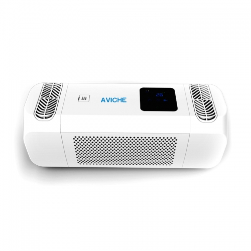 smart portable car ionizer rechargeable Air Purifier with hepa filter for Indonesia