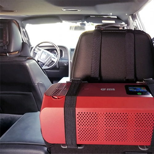 Smart Product Ideas 2021 Aviche Portable Rechargeable HEPA Air Purifier Ionizer Car Air Purifier for Truck