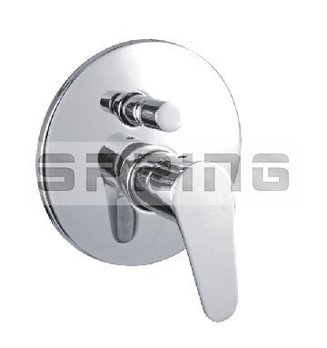 Single Handle Concealed Shower Faucet, 35mm