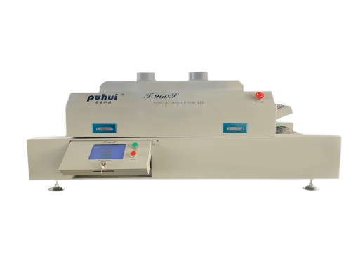 Forno de Refusão Touch-Screen Channel Reflow T-960S