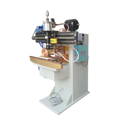 Oem Production Straight Seam Welding Machine