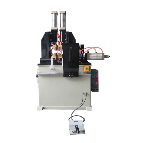 Bandsaw Blade Flash Butt Welding Machine Spare Parts Provided 1 YEAR Online Support Easy to Operate Ordinary Product