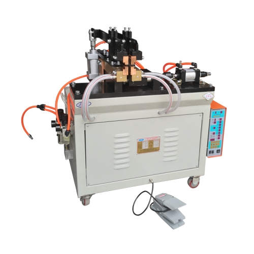 Gasoperated Reloading Lever Electric Resistance Butt Welding Machine