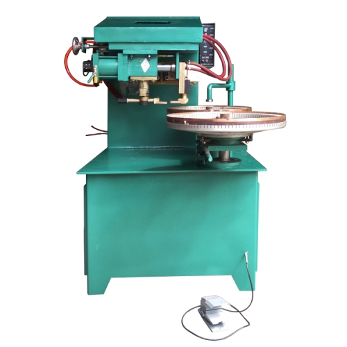 Fan Net Outer Ring Machine