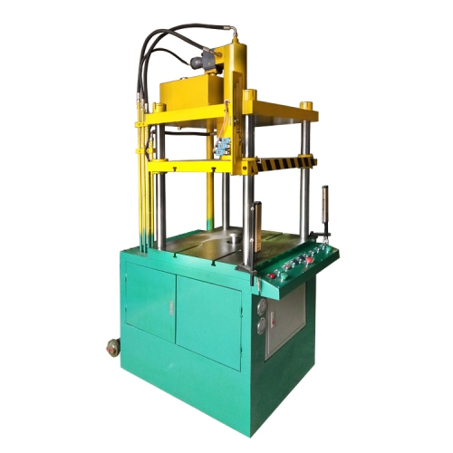 Fan Net Hydraulic Press Machine