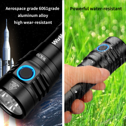 26650 Flashlight