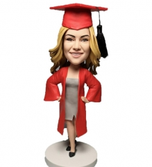 Graduation Bobble Head