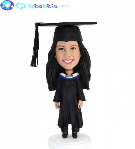 Female Graduation Custom