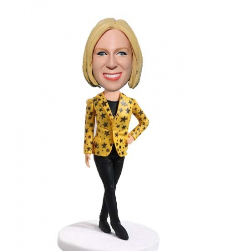 Customizable Bobbleheads