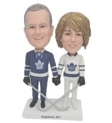 Custom Bobbleheads Toronto Maple Leafs Hockey
