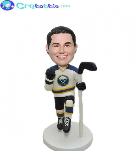 NHL Personalized bobbleheads