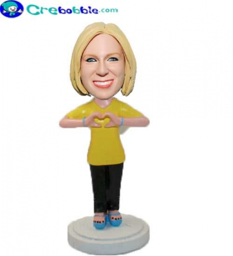 Make your own bobblehead