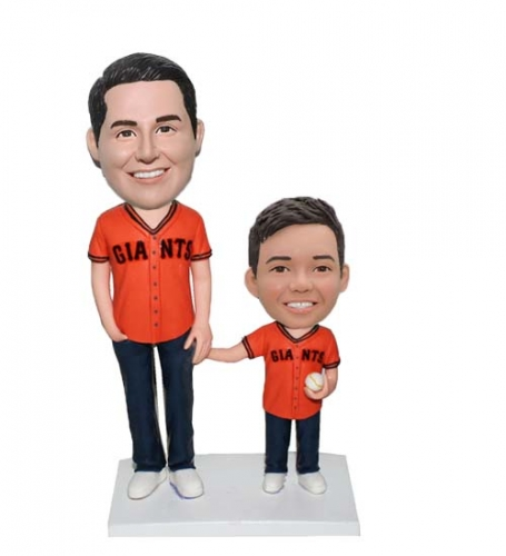 Bobbleheads Custom Father's day
