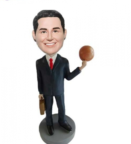 Boss's Day Bobblehead Gift