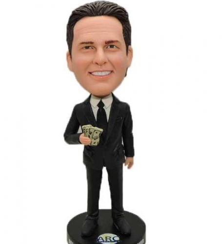 Make a bobblehead for Boss's Day