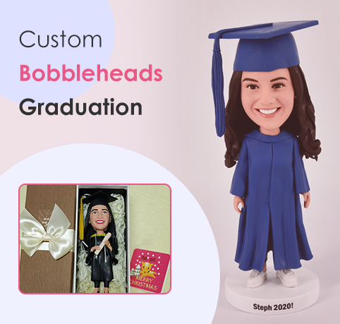 custom bobbleheads graduation