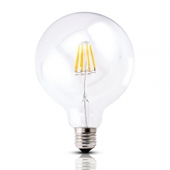 12W Dimmable LED G40/G125 Edison Vintage Filament Bulb E26 Medium Screw Base 1 Pack