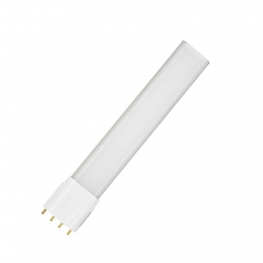LED Bulb 2G11 9W Natural White Bonlux Lamp PL-L Tube 2G11 4P 4 Pin 800lm Equivalent to 18W CFL / Fluorescent Energy Saving Lamp 42X225mm AC 85-265V