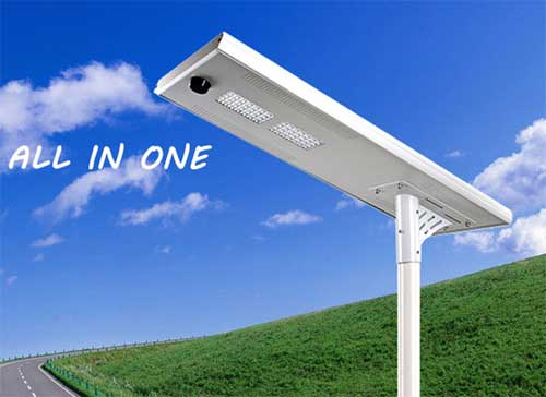 All-in-One Solar Street Lights, a Technological Breakthrough