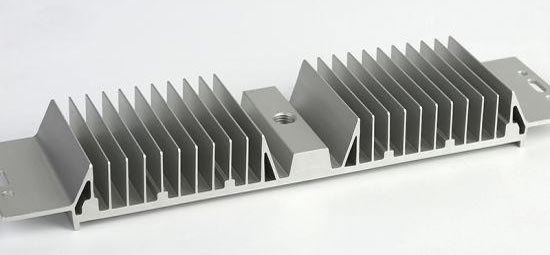 LED Light Fixture heat dissipation, LED Street Light heatsink