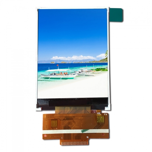 2.4inch TFT 18 pins LCD SPI color screen 240*320 with touch panel display ILI9341 driver