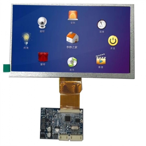 10.1inch TFT LCD Display Module with Driver Board for video Door Phone