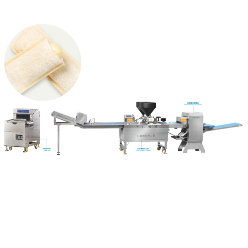 YIREN Hot selling products in Vietnam Pocket sandwich bread production line