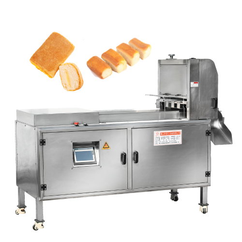 Stainless steel industrial Bread loaf Single cutting machine
