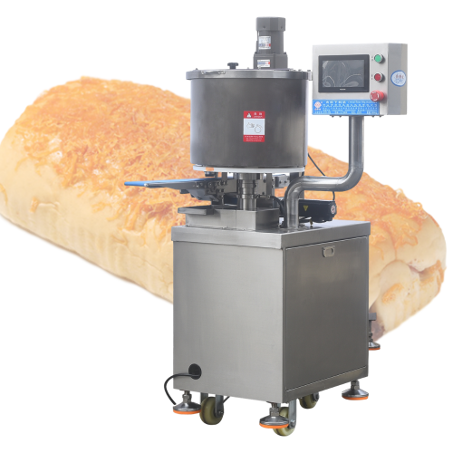 Automatic Mechanical Electric Filling Dry Meat Floss Meat Wool Material Machine