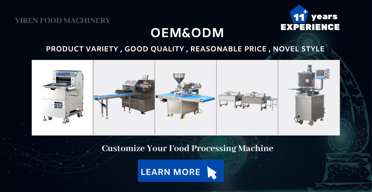 Baking machinery industry takes the road of technological innovation and national development