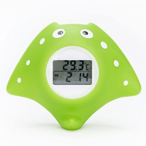 Cartoon Intelligent Electronic Thermometer Baby Bath Water Thermometer