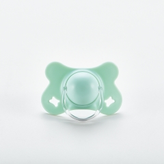 Dummy Butterfly Newborn Teething Pacifier with Food Grade Teat